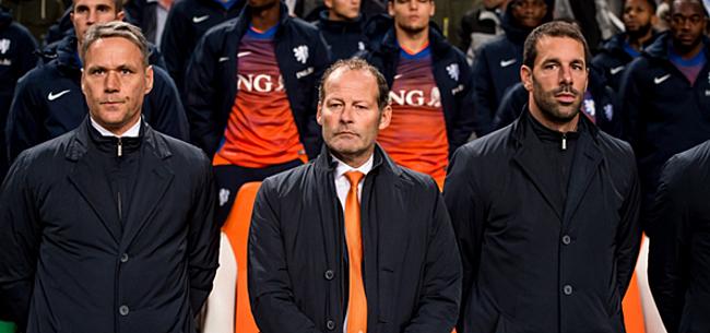 Foto: Van Basten haalt uit naar KNVB en Nederlands elftal