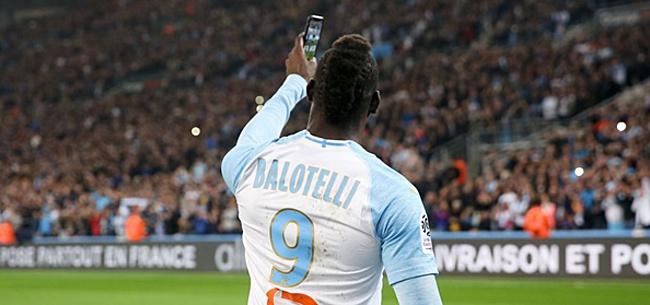 Foto: Balotelli scoort met omhaal en gaat gelijk op Instagram