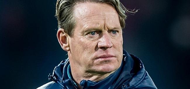 Foto: Been vreest voor Feyenoorder: