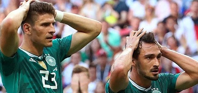 Foto: FIFA-ranking: vrije val Duitsland, nieuwe nummer één van de wereld