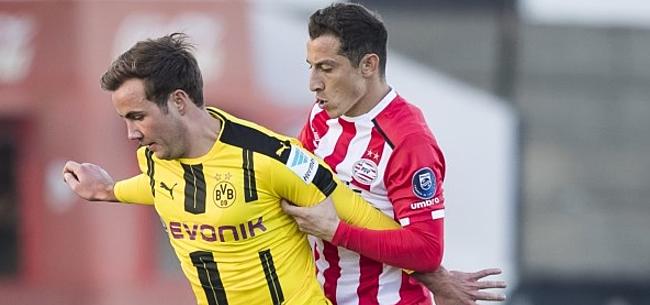 Foto: PSV denkt na over verschillende Guardado-opties