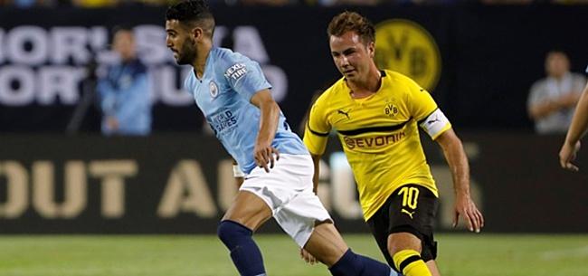 Foto: Het gaat slecht met Mario Götze: géén minuten bij Borussia Dortmund