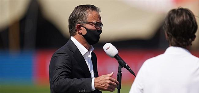 Foto: Feyenoord past beleid aan:
