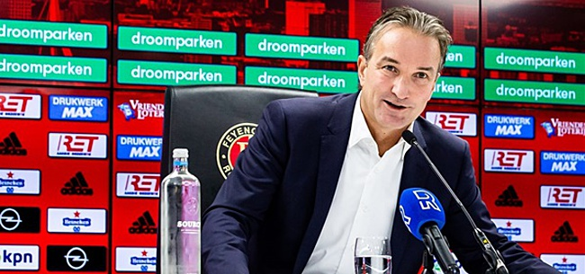 Foto: Feyenoord gaat vliegensvlug op corona testen