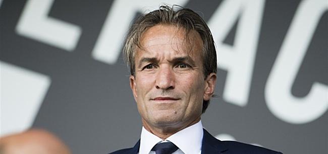 Foto: Feyenoord-directeur reageert op bizarre citaten: 'Word ik niet gelukkig van'