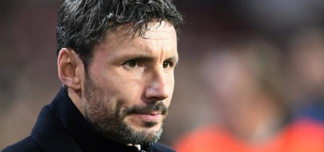 Foto: 'Van Bommel heeft grote twijfels over PSV-speler'