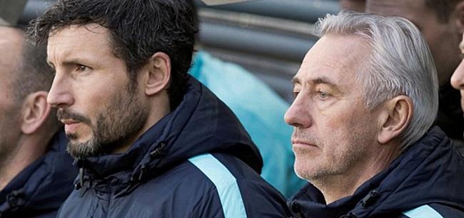 Foto: Van Bommel geeft duidelijkheid over rol Van Marwijk bij PSV