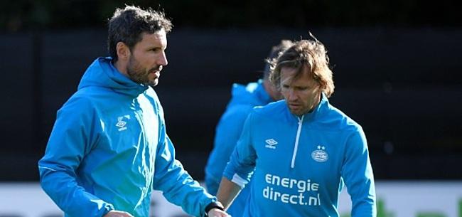 Foto: 'Ik hoop ooit samen te kunnen werken met Van Bommel bij PSV'