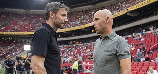 Foto: 'Bayern München neemt beslissing over Ten Hag én Van Bommel'
