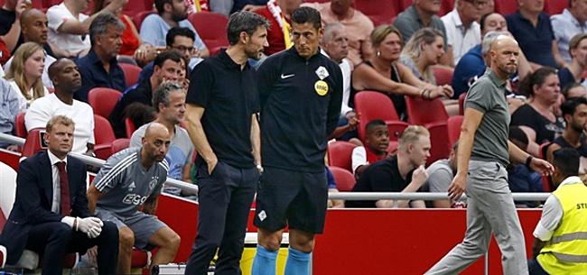 Foto: 'Als zoiets zou gebeuren bij Ajax of Feyenoord zou Van Bommel al ontslagen zijn'