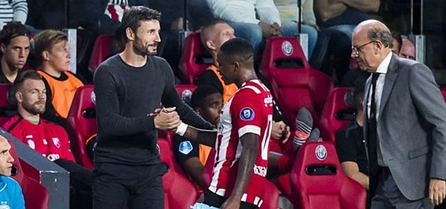 Foto: PSV geeft zéér duidelijk statement af aan Ajax