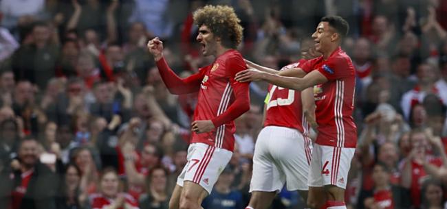 Foto: VIDEO: GOAL! Man Utd opent de score tegen Van Wolfswinkel en co