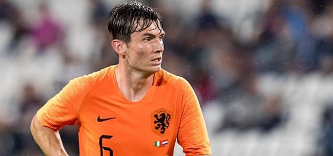 Foto: 'Marten de Roon is niet geschikt voor de basis van Oranje'