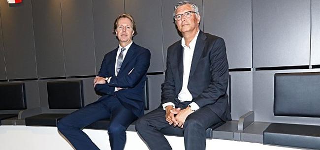 Foto: Vijf kandidaten zagen af van rol als technisch directeur bij Feyenoord