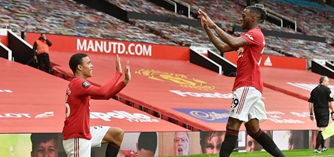 Foto: Achttienjarige uitblinker wervelt Man United naar eclatante zege