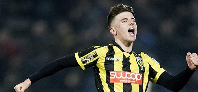 Foto: 'Ajax wil naast Mount nóg een Vitessenaar halen'