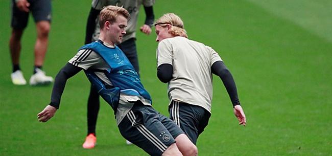 Foto: 'Ajax moet zeker 15 miljoen betalen voor opvolger De Ligt'
