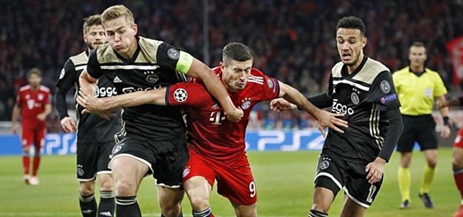 Foto: 'Oranje is beter dan Ajax, dus wie weet wat we kunnen doen tegen Duitsland'
