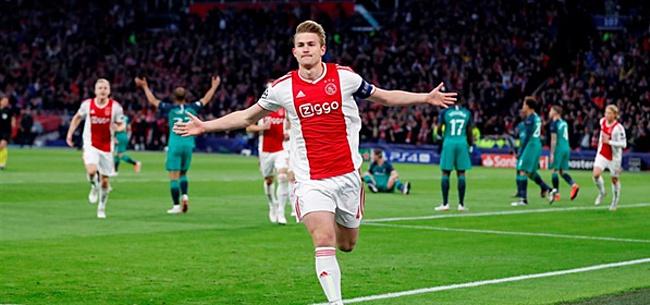 Foto: 'Ajax en De Ligt interpreteerden afspraak over transfer anders'