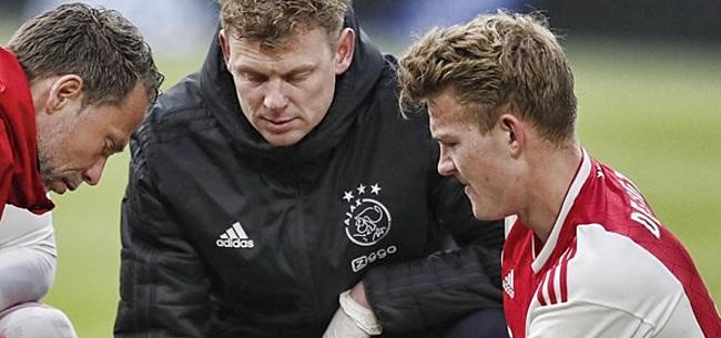 Foto: Molenaar heeft transferadvies voor schoonzoon De Ligt: 'Dan wist ik het wel'