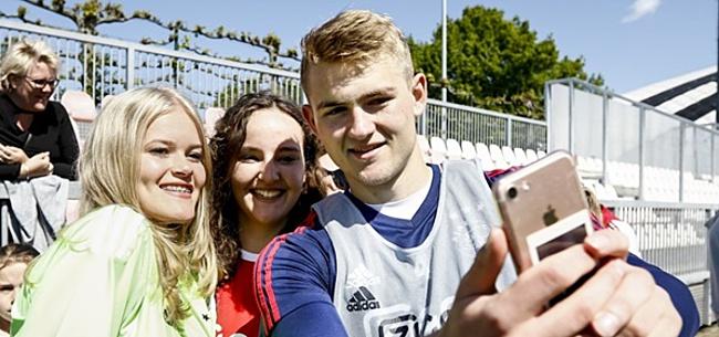 Foto: 'Tottenham Hotspur biedt Ajax speler aan in ruil voor De Ligt'