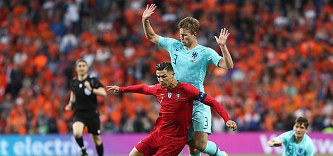 Foto: Ajax reageert gevat op 'De Ligt-flirt' van Heracles