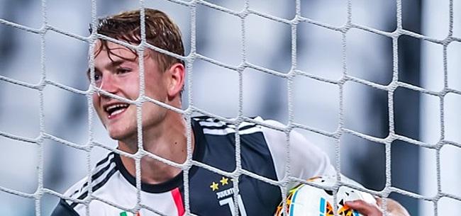 Foto: Juventus schrikbarend: