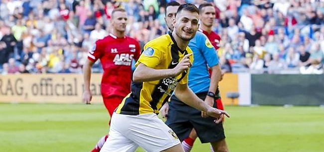 Foto: 'Vitesse met minimaal één wijziging tegen Ajax'