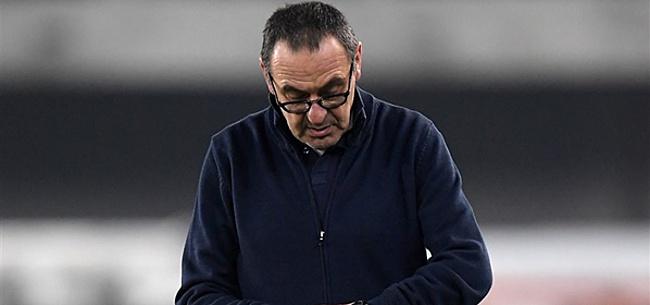 Foto: 'Ontslag Sarri heeft niets te maken met Champions League-uitschakeling'