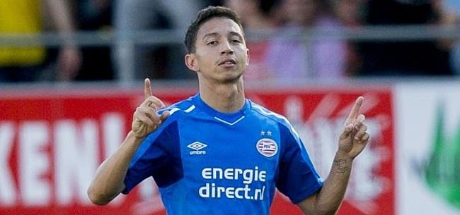 Foto: De 11 namen bij Sparta en PSV: Cocu kiest weer voor Mauro