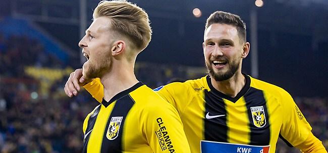 Foto: Vitesse hoopt zelfs nog op scenario mét fans
