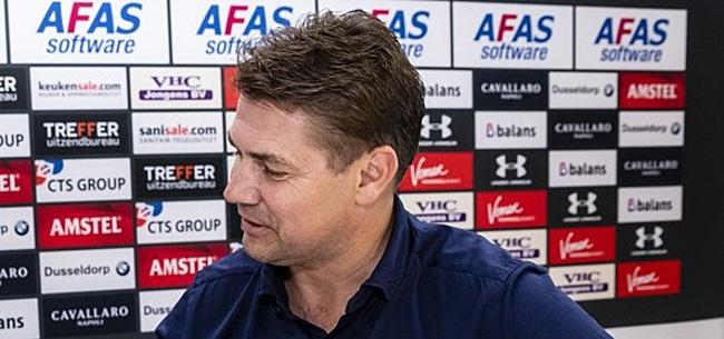 Foto: AZ voorkomt transferdrama: 'Spelers dachten wel aan een volgende stap'