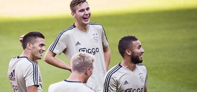 Foto: VI: Ajax bereikt definitief akkoord over miljoenentransfer