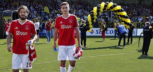 Foto: Wöber: 'Ajax had met 10-0 van Schalke kunnen winnen'