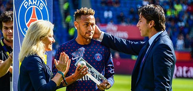 Foto: 'PSG heeft duidelijke voorkeur voor nieuwe club Neymar'