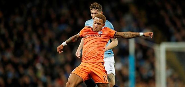 Foto: Memphis wil de ster van Oranje zijn: 'Ik weet dat ik belangrijk ben'