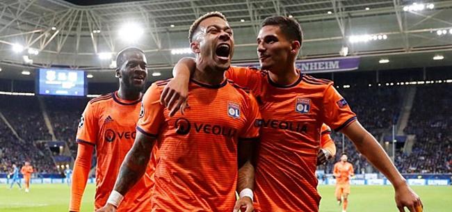 Foto: 'Opvallende transfer van 50 miljoen euro voor Memphis'
