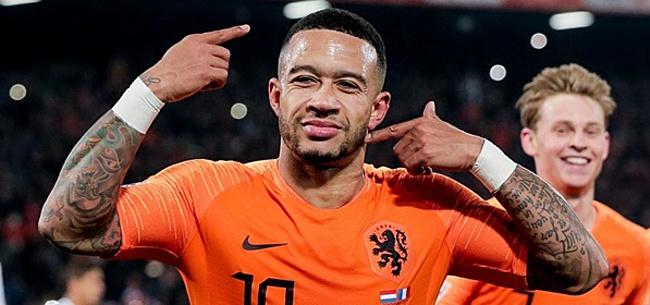 Foto: Salarissen Ligue 1 lekken uit: Memphis legt het af tegen Strootman