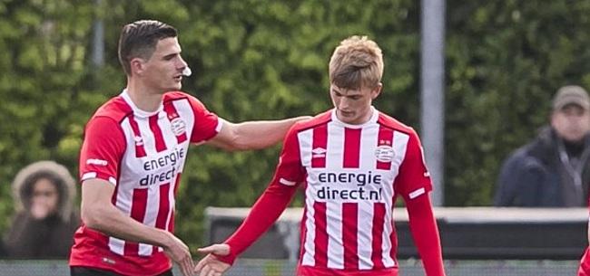 Foto: Trainer Jong PSV: