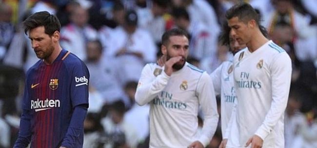 Foto: Messi en Ronaldo maken discussie los: