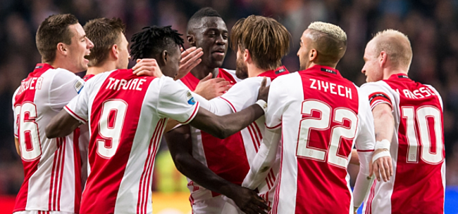 Foto: 'Zo gaan de nieuwe Ajax-shirts er aankomend seizoen uitzien'