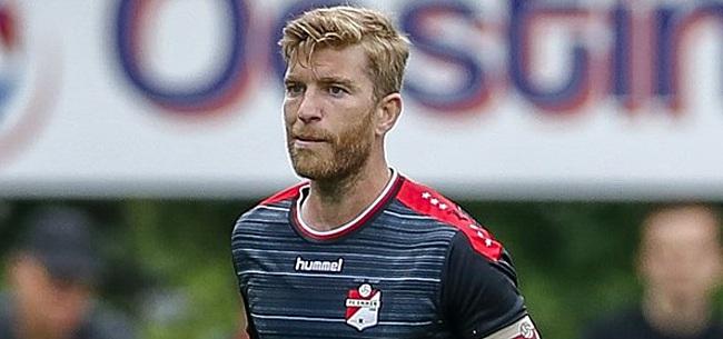 Foto: FC Groningen en FC Emmen scoren er op los in onderling oefenduel