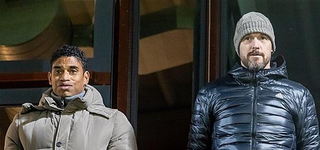 Foto: Ten Hag ziet Ajax-talenten Cambuur passeren in KKD