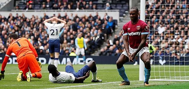 Foto: Tottenham verliest op eigen veld laatste test richting Ajax