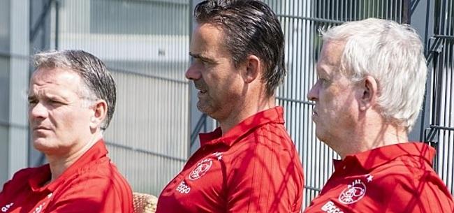 Foto: 'Ajax ziet prijskaartje voor droomaankoop stijgen'