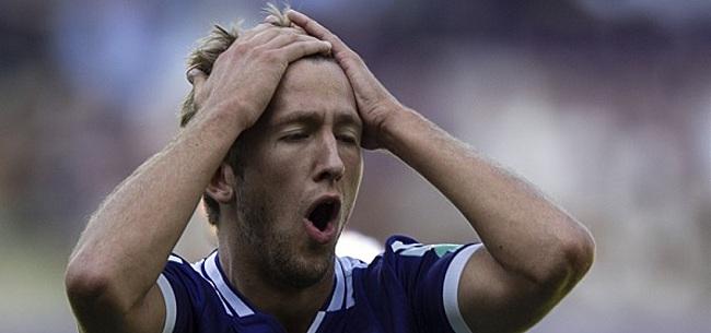 Foto: Anderlecht komt met opvallend statement na horrorstart