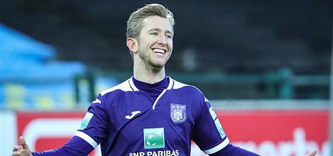 Foto: Anderlecht flink getroffen door COVID: 'Vlap opnieuw positief getest'