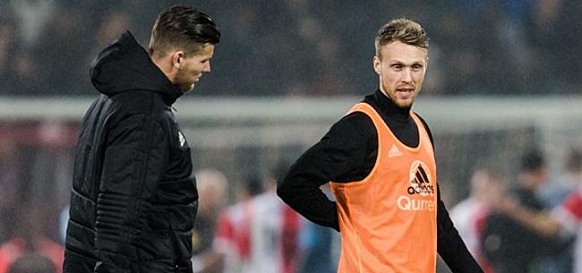 Foto: Transfervrije Kramer legt transfer naar Sparta uit