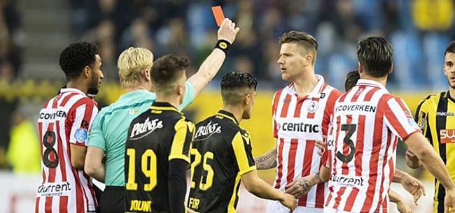 Foto: 'Sparta stuurt doorgedraaide Michiel Kramer weg'