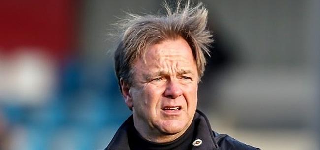 Foto: Snoei kritisch na ruime zege op Jong PSV: